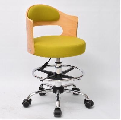 Купить с кэшбэком Children learning chair writing chair. Modern simple small home computer chair..008