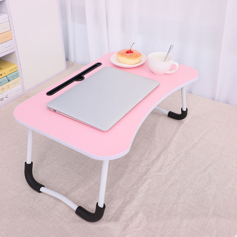 Simple Folding Computer Desk College student dormitory Laptop Desk Dormitory Multifunctional Lounger Table Home Furniture