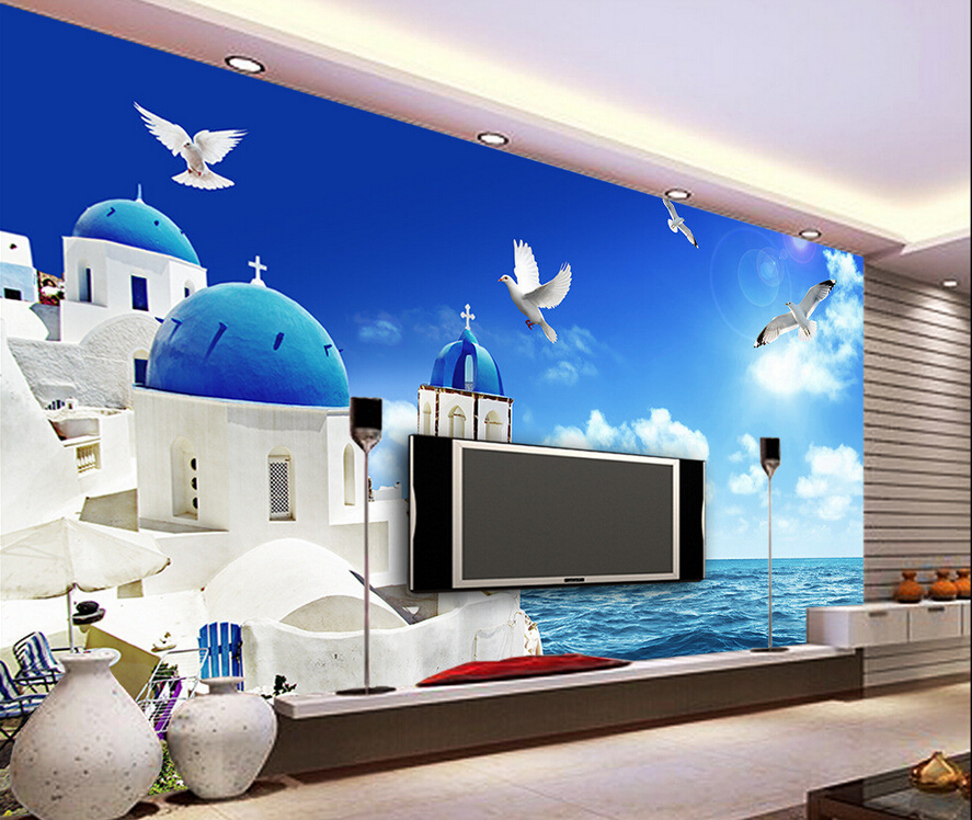 Beach Murals For Walls Part 70