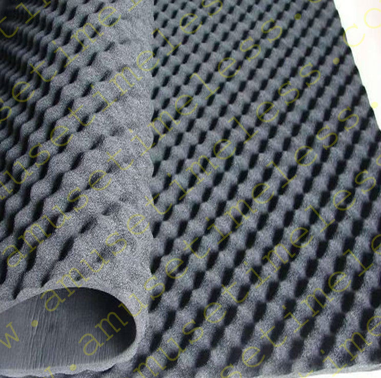 wavy eggs sound insulation cotton acoustic material stick