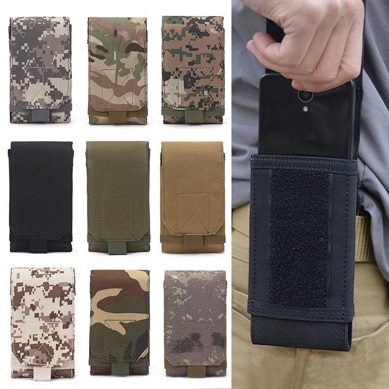 Waterproof Outdoor Camouflage Waist Bag Suitable for Outdoor Sport Activity