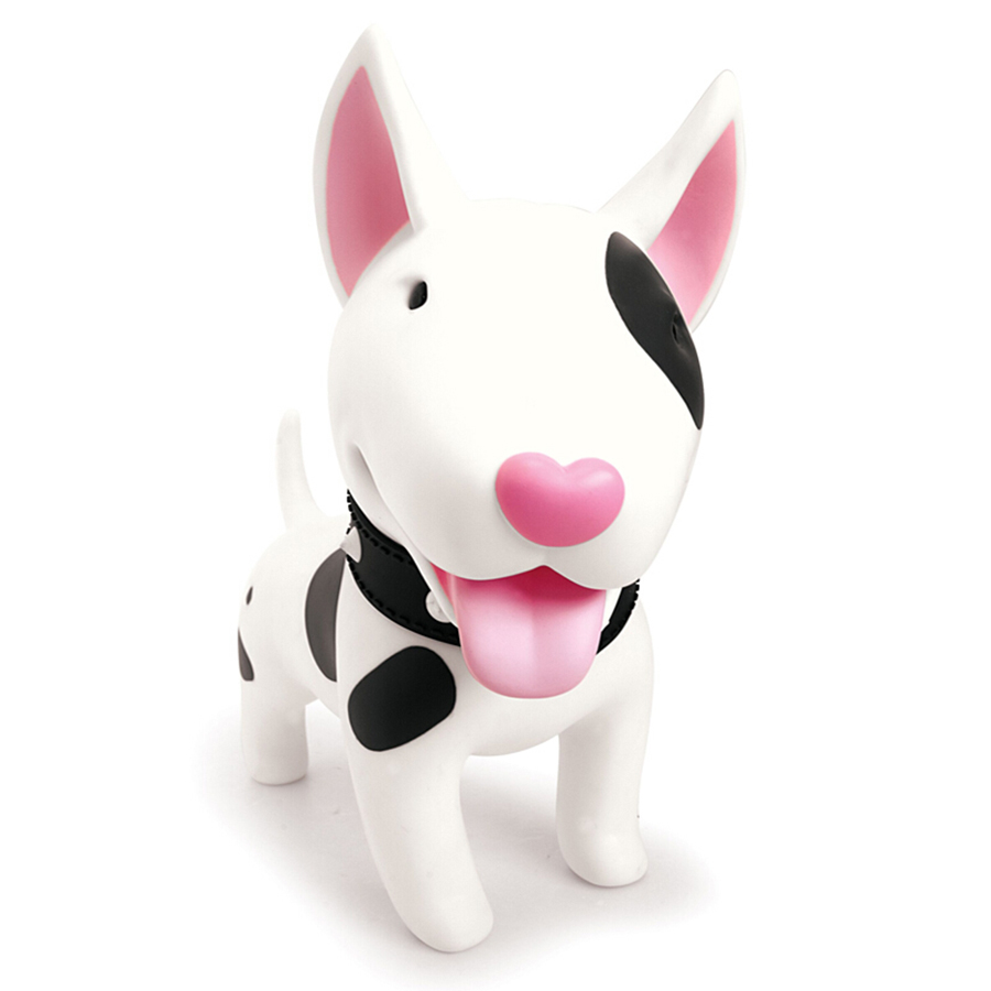 Children Cute Coin Resin Dog Piggy Bank Safe Save Money Boxes Jar Favors Dreng Funny Money Pot Decorations Supplies 50B3091