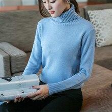Распродажа, стандартные свитера с аппликацией и женский свитер, новая длинная водолазка из джерси с высоким воротником