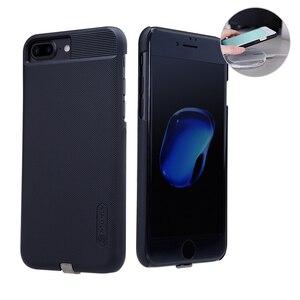 Image 1 - Nillkin for iphone 7 plus qi 무선 충전기 수신기 케이스 커버 iphone 7 plus 케이스 용 전원 충전 송신기 5.5 인치
