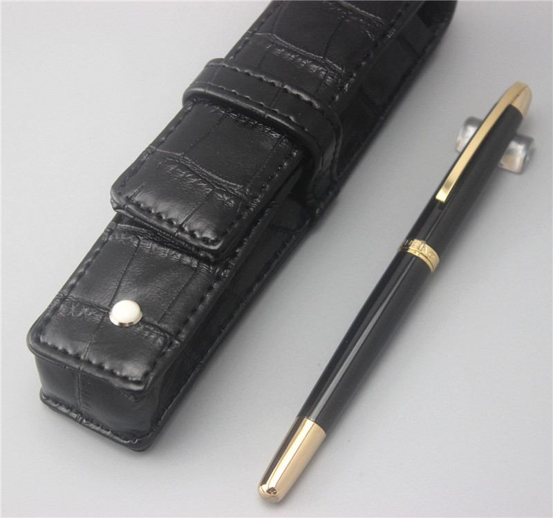 black JINHAO free shipping fountain pen and bag High quality men women pens luxury business gift school office supplies 015 black germany duke bent nib 0 8mm art fountain pen business gift calligraphy pens office and school supplies free shipping