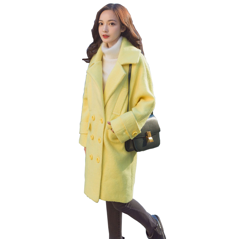 Online Get Cheap Yellow Wool Jacket -Aliexpress.com   Alibaba Group