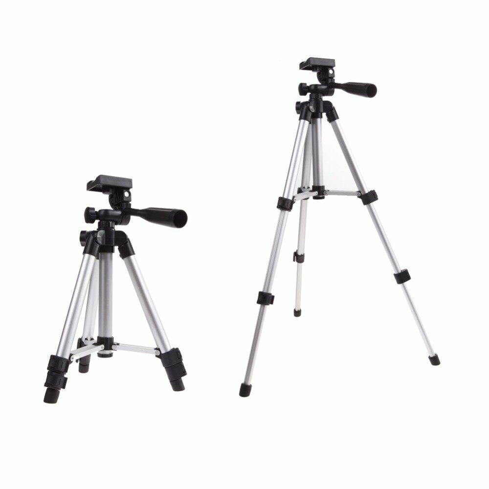 Professionnel Trépied Support à Flexible Tripode pour Canon Nikon Sony DSLR Caméra Caméscope pour iPhone Samsung Téléphone