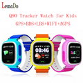 Lemado Q90 GPS smart watch baby watch with Wifi touch screen SOS Call Location Device Tracker Anti-Lost Monitor pk Q80