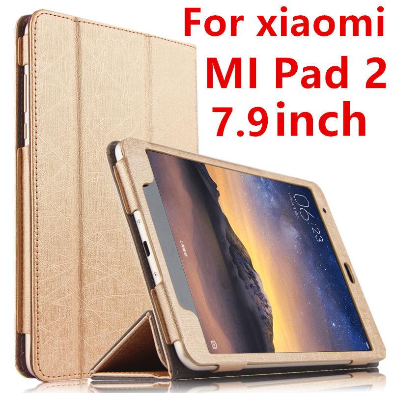 Custodia per Xiaomi MiPad 2 Cover protettiva Smart Faux Leather - Accessori per tablet
