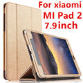 Case For Xiaomi MiPad 2 Protective Smart cover Faux Leather Tablet PC 2 For XIAOMI mipad2 Protector Sleeve Covers 7.9 inch PU