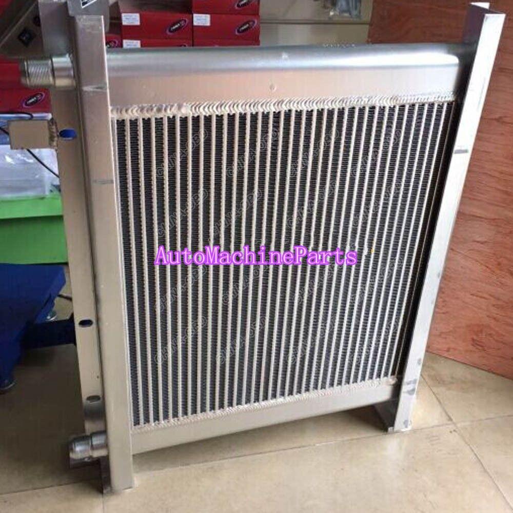 New Aluminum Oil Cooler 201-03-72120 for Komatsu PC60-7 4D102 EngineNew Aluminum Oil Cooler 201-03-72120 for Komatsu PC60-7 4D102 Engine