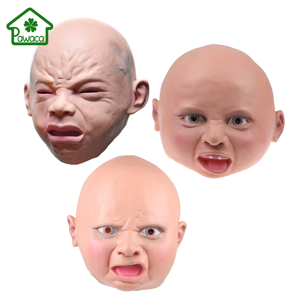 Online Buy Wholesale halloween baby mask from China halloween baby ...