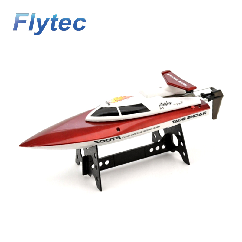 Feilun FT007 4CH 2.4G High Speed Racing Remote Control RC Boat ft007 01 hull remote control boat spare parts for feilun ft007