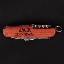 Personalisierte Taschenmesser mit Brief, Kundenspezifische Multi Function Folding Messer für Geburtstagsgeschenk, Groomsman Geschenk, hochzeit Favor Geschenke