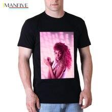 Whitney Houston Tshirt Black New Men's Tshirt Tee Size S to 3XL Streetwear harajuku Print Cotton funny t shirts men цена 2017
