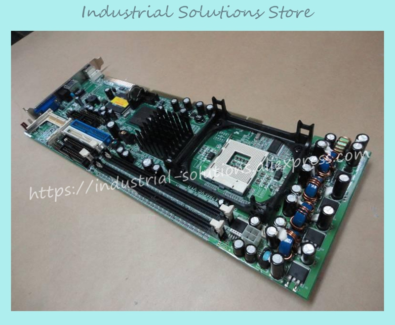 Industrial Motherboard IPC Board ROCKY-4786EVG 100% tested perfect quality industrial floor picmg1 0 13 slot pca 6113p4r 0c2e 610 computer case 100% tested perfect quality