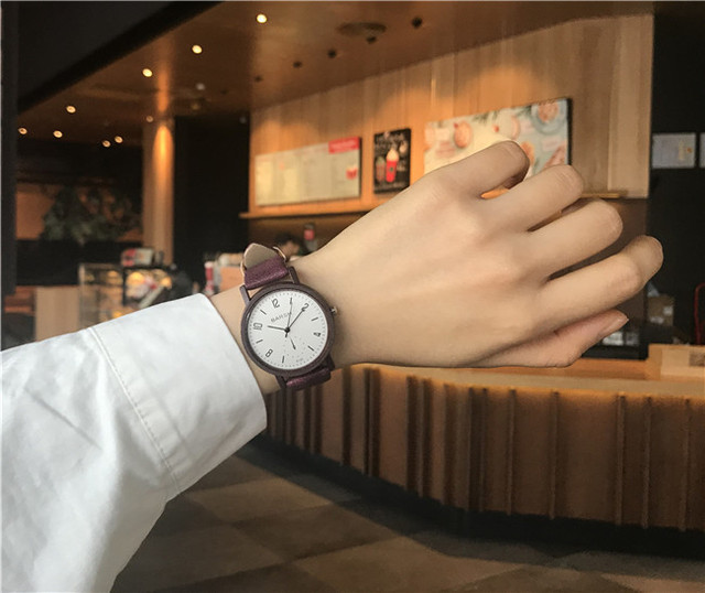 2018 Couple Watches for Lovers Pair Ultrathin luxury Ulzzang brand Quartz Wrist Watch Fashion Waterproof Men Women Wristwatches