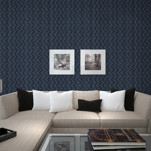 Exceptional Simple Striped Wallpaper Nonwovens 3D Stereo Living Room Video Wall Hotel  KTV Corridor Wallpaper Dazzling 3d