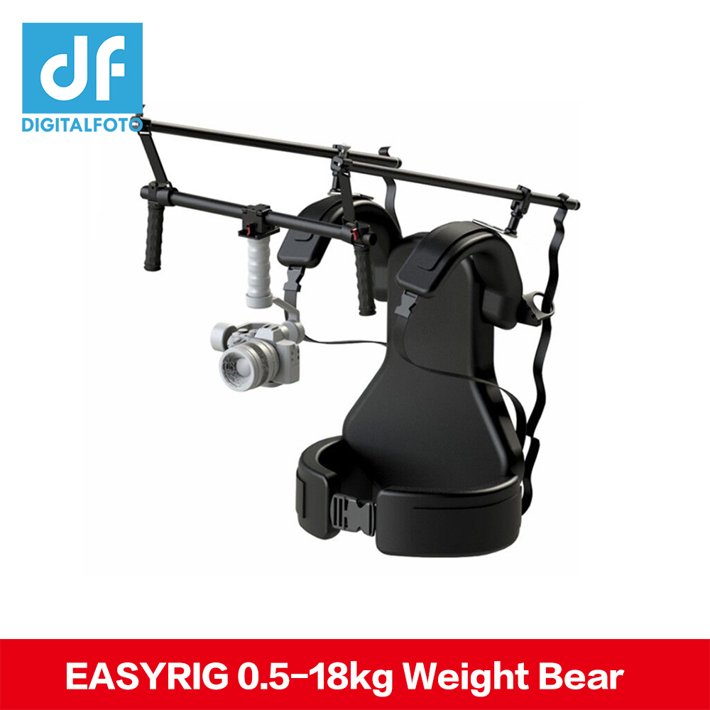 Like EASYRIG 0.5 18kg weight bear video Support vest for DJI Ronin S/M Zhiyun Crane 2/3  MOZA AirX  3 AXIS gimbal stabilizer|gimbal stabilizer|gimbal vest|stabilizer vest - title=