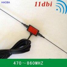 цена на FREE SHIPPING car antenna car digital tv antenna antena tv digital para carro TV/IEC HEAD