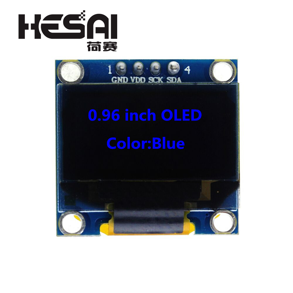 Image 3 - 1.3 Inch OLED Module White Color 128X64 OLED LCD LED Display Module 1.3 IIC I2C SPI Communicate for arduino Diy Kit-in LCD Modules from Electronic Components & Supplies