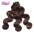 Лидия волнистые волосы для наращивания, яки для тела 16