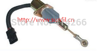 Wholesale,Fuel Shut Off Solenoid 3934177 SA-4697-24 ,24V фартук с полной запечаткой printio british