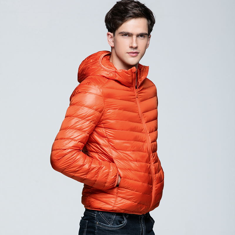 Aliexpress.com : Buy NewBang Down Coat Male Ultra Light Down ...