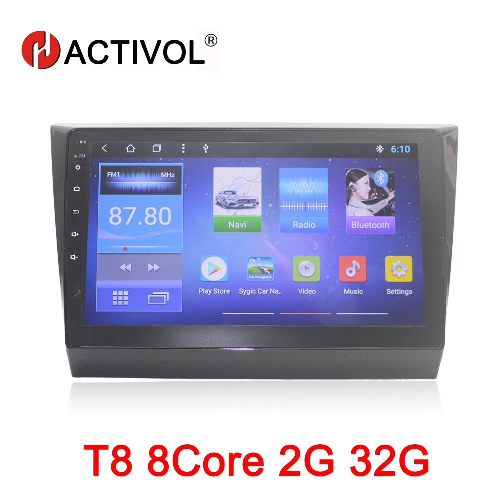 Bway 10 1 8 core car radio for 2016 Lifan Myway Marvell android 8 1 car
