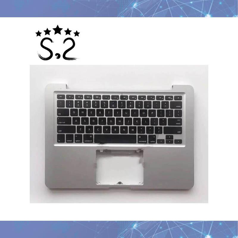 A1278 US Topcase Pour Macbook Pro Clavier et Rétro-Éclairage Top case Assemblée de Couverture 2011 2012 année