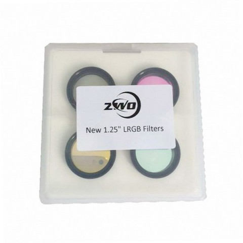 ZWO New LRGB Filters 1 25 Oprimized for ASI1600