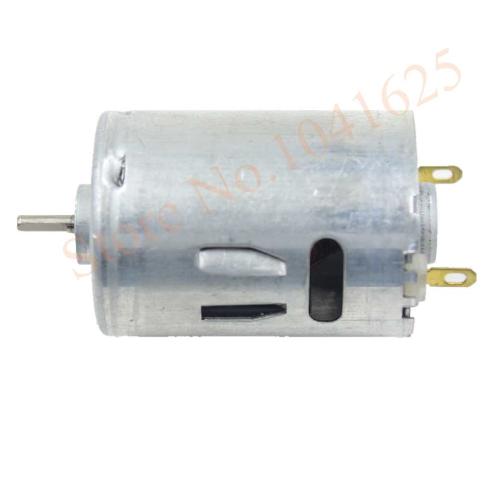 RS380 380 Brushed Motor for RC Model Electric Car Boat  DIY Remote Control Toys Buggy HSP 28006 dc 6v micro electric reduction metal gear motor for rc car robot model diy engine toys house appliance parts ve508re p12 0 35