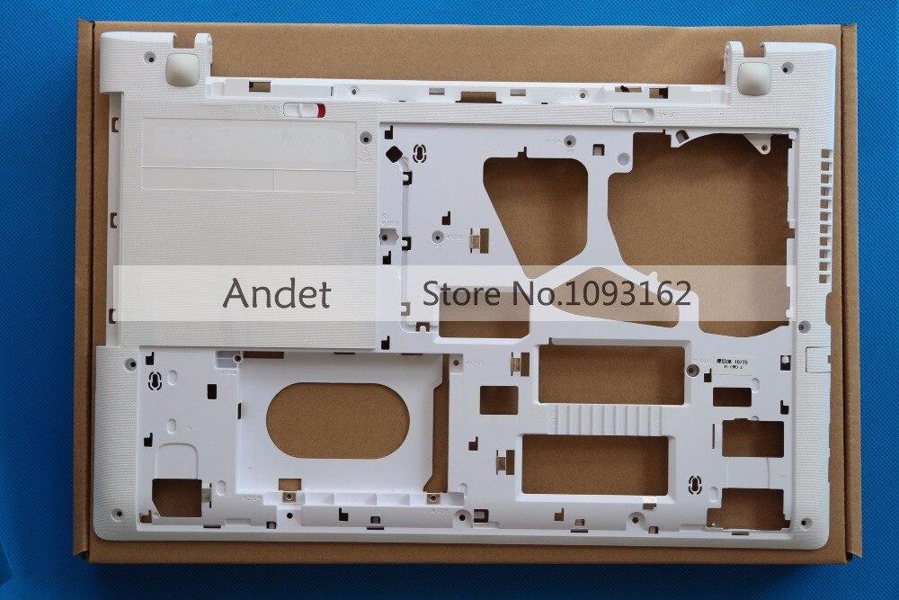 New Original For Lenovo Z50 G50 Z50-70 Z50-75 G50-30 G50-45 G50-70 15.6 Bottom Cover Base Cover Lower Case White AP0TH000810