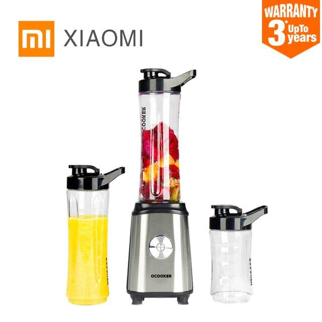 XIAOMI MIJIA QCOOKER CD-BL01 Fruit Groenten blenders Cup Koken Machine Draagbare Elektrische Juicer mixer Keuken keukenmachine