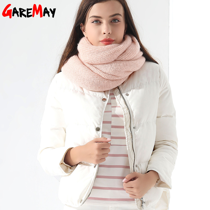 ed8eed1c1810a Women s Down Coat Female Jacket Short White Winter Coat Chaqueta Mujer Warm  Outwear Clothing For Women Jacket Down Parka Garemay-in Down Coats from  Women s ...