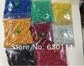 6 цвет Каждый цвет 100 ШТ. 2.54 мм Стандартный Платы Перемычку Шунты Короткого Замыкания Cap