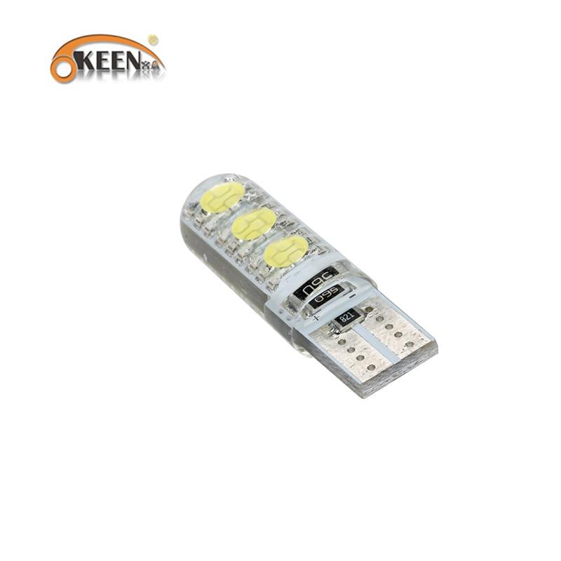 OKEEN ավտոմեքենաների ոճավորող PCS սպիտակ - Ավտոմեքենայի լույսեր - Լուսանկար 4