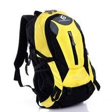 Waterproof Hiking Sports Backpack Travel Backpack Men and Women Outdoor Leisure Mountaineering Bag