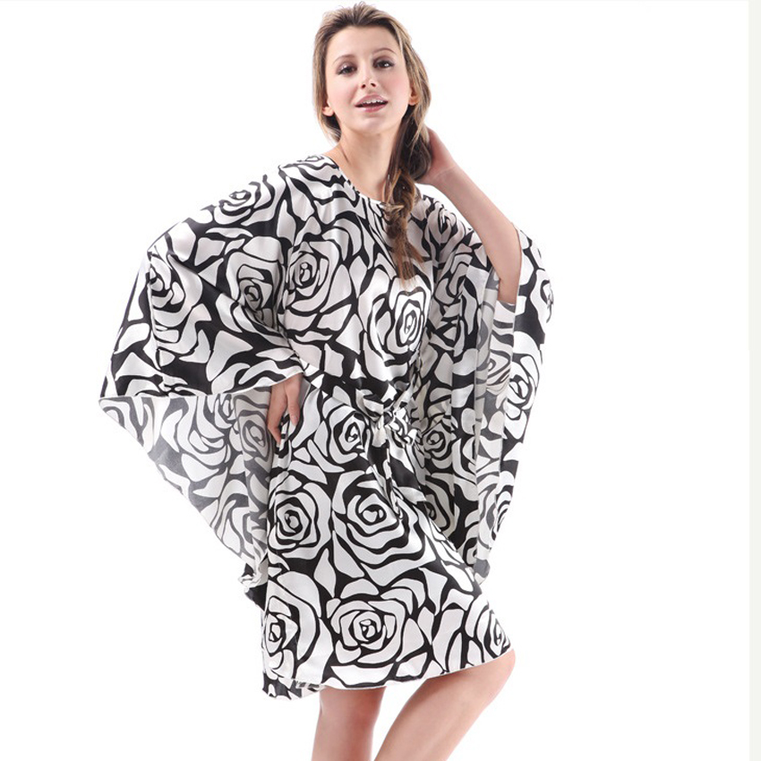 SpaRogerss Plus Size Women Nightgowns 2017 Ladies ...