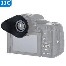 Jjc visor ocular copo olho para pentax K 70 k7 K S2 K S1 k5 ii k30 k500 k50 substitui eyeup fr fo