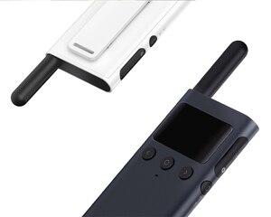 Image 4 - Original Xiaomi Mijia Smart Walkie Talkie 1S With FM Radio Speaker Smart Phone APP Control Location Share Fast Team Talk Outdoor