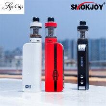 Authentic SMOKJOY AIR 60W Box Mod KIT with 2000mah Battery capacity Portable Vape Pen Kit e cigarette Vape Kit
