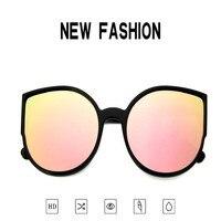 2018 جديد أزياء القط العين النظارات النظارات الرجعية شعبية صيف الرياضة نظارات للنساء والرجال عدسات oculos دي سول