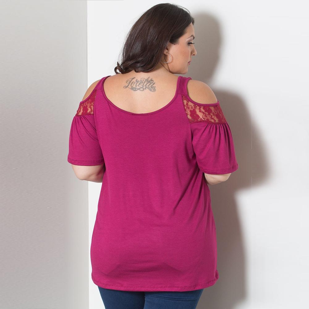 HTB1mi3AQVXXXXceXFXXq6xXFXXXS - Off Shoulder Summer Tops Short Sleeve Lace Patchwork Loose