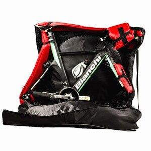 Image 4 - Xxfバイク旅行バッグケースバイクトライアスロンttためmtb 700Cロードバイク空気パッドプロテクター防水自転車アクセサリーbicicleta