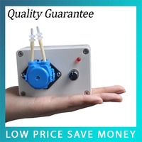 High Quality Mini Peristaltic Pump 4ml 65ml/min Lab Electric Pumping Pump