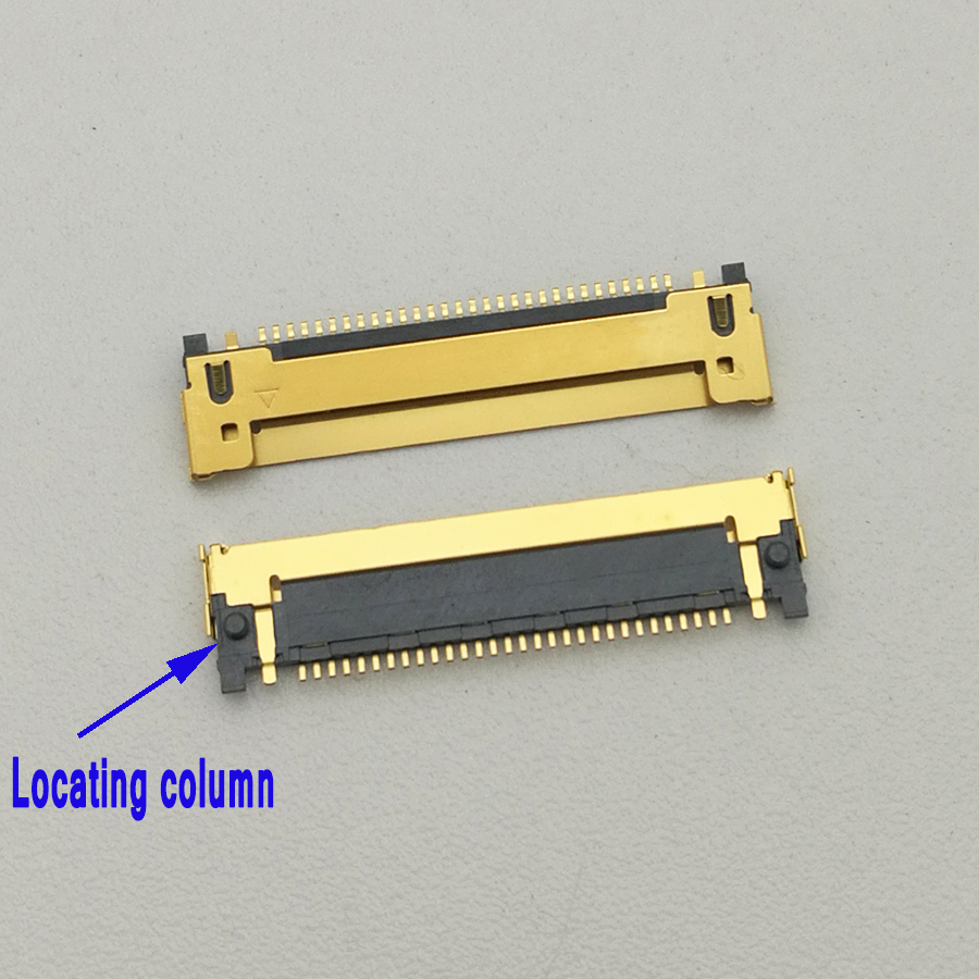 Genuine LCD LED LVDS Connector For Macbook Pro 13'' A1278 A1342 2008-2012 usel 34 шкатулка 34