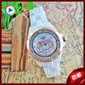 Original LongBo  Brand Luminous Hand Fashion Dress Watches Women White Ceramic Watch Analog Quartz Wristwatches Ladies watch