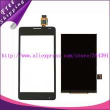 Original E1 LCD Display Screen Panel For Sony Xperia E1 Dual D2104 D2105 LCD Touch Screen Digitizer Tracking
