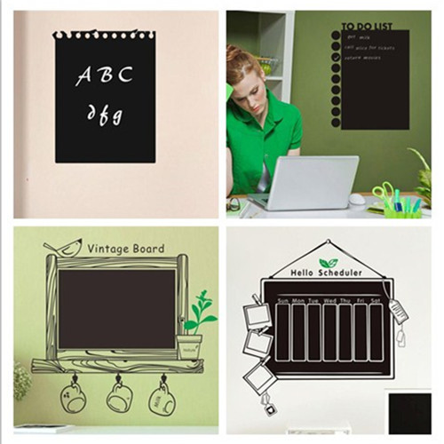 4 Designs Do List Vintage Bird Hello Scheduler Blackboard